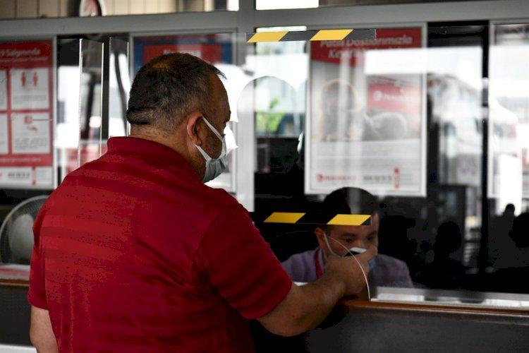 Şehirlerarası Toplu Ulaşımda PCR Testi Zorunluluğu Başladı